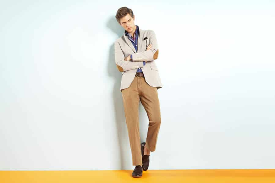 Massimo Dutti February 2012 Men's Lookbook - Image #8