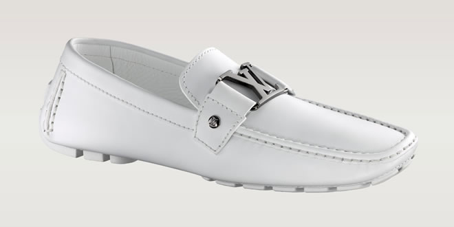 Louis Vuitton Monte Carlo Moccasin In Leather