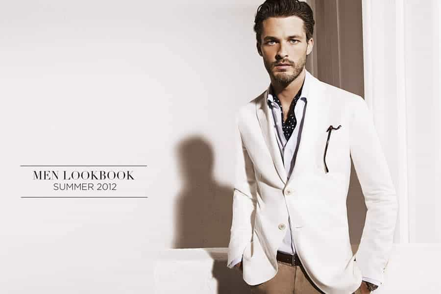 Massimo Dutti May 2012 Men's Lookbook - Image #10