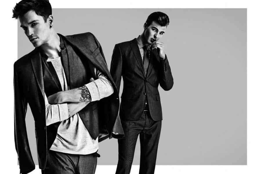 Antony Morato Autumn/Winter 2012 Men's Advertising Campaign - Image #3