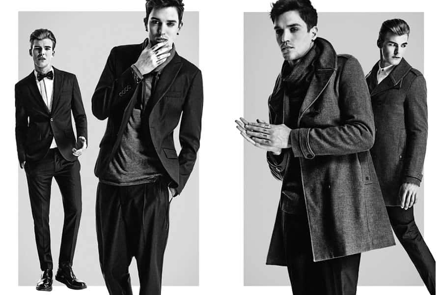 Antony Morato Autumn/Winter 2012 Men's Advertising Campaign - Image #4