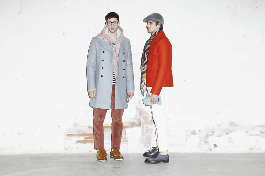 Andrea Pompilio Autumn/Winter 2012 Men's Lookbook - Image #4