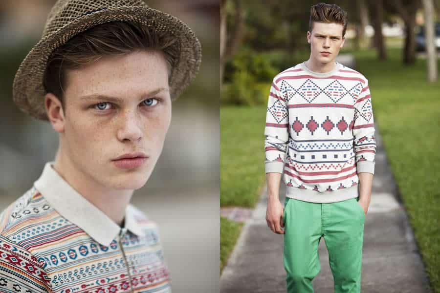 Primark Spring/Summer 2012 Men's Lookbook - Image #1