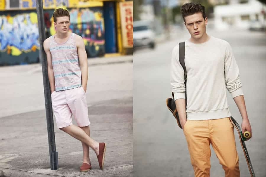 Primark Spring/Summer 2012 Men's Lookbook - Image #4