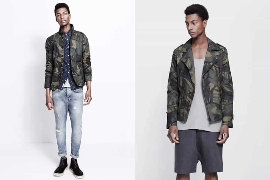 AllSaints Spring/Summer 2012 Men's Lookbook - Image #1