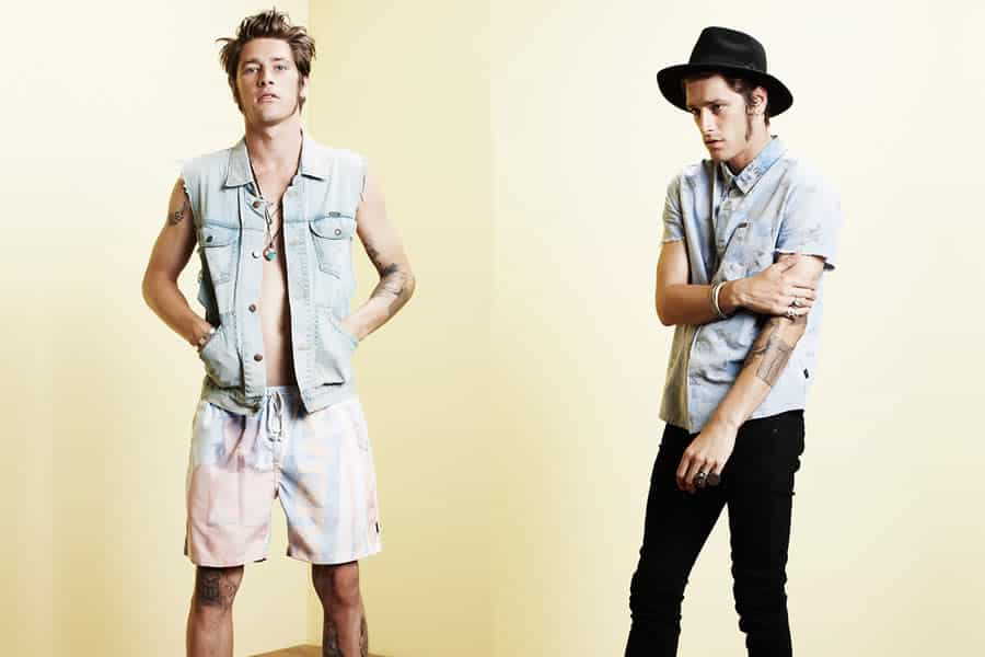 Wrangler Australia Spring/Summer 2013 Men's Lookbook - Image #1