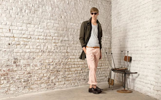 Bellerose Spring/Summer 2012 Collection