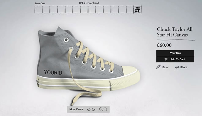 Converse Design-Your-Own