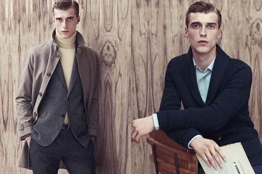 De Fursac Autumn/Winter 2012 Men's Lookbook - Image #5