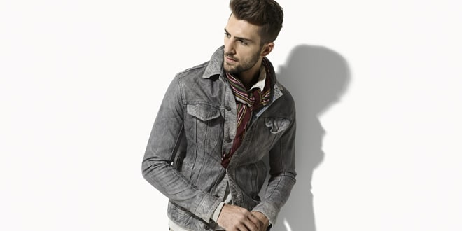 The Denim Jacket Lookbook: Autumn/Winter