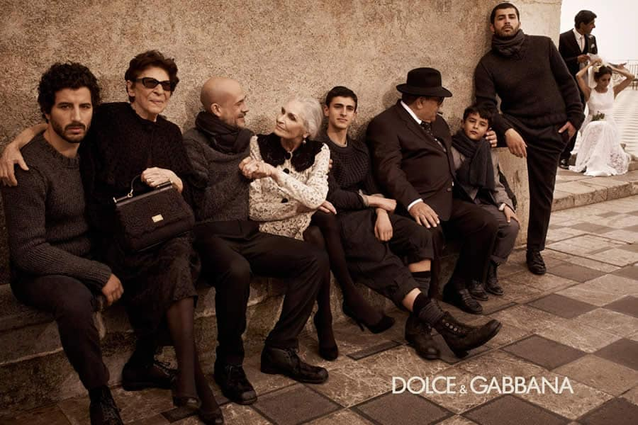 Dolce & Gabbana Autumn/Winter 2012 Advertising Campaign - Image #4