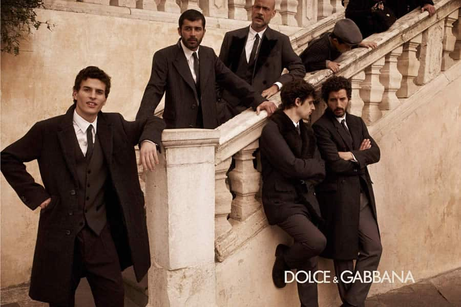 Dolce & Gabbana Autumn/Winter 2012 Advertising Campaign - Image #2