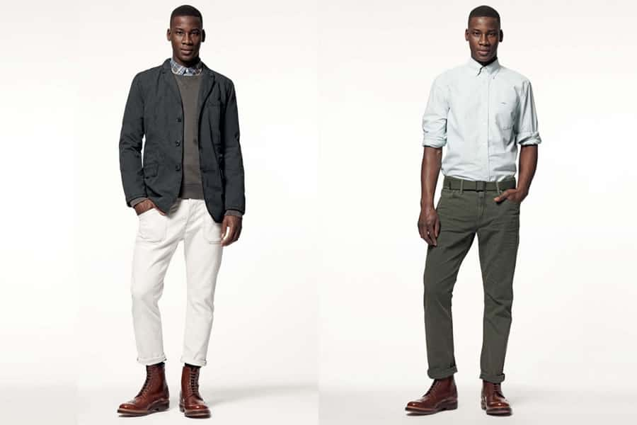Gap Autumn/Winter 2012 Men's Lookbook - Image #4