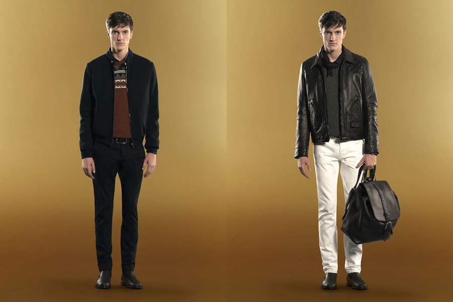 Gucci Autumn/Winter 2012 Men's Lookbook - Image #4