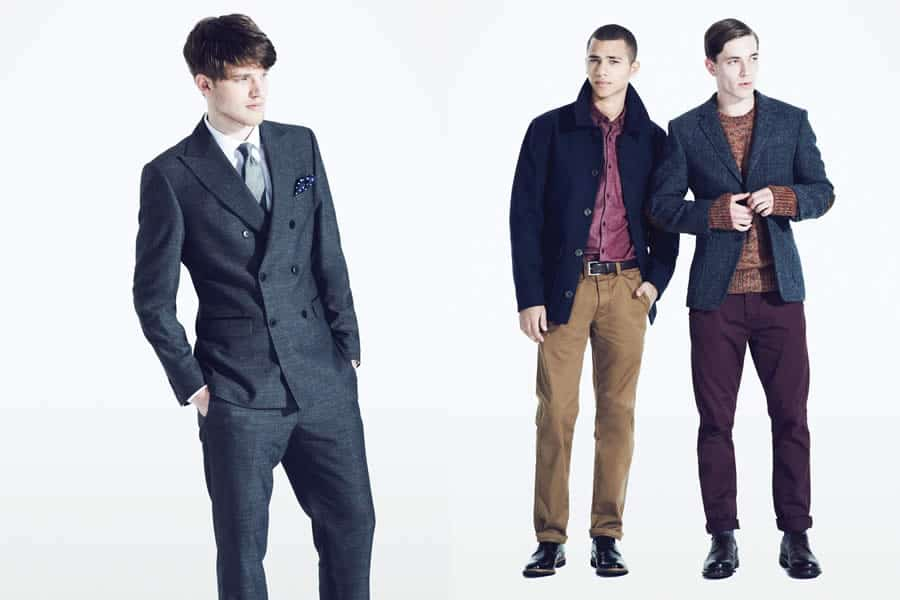 Debenhams Autumn/Winter 2012 Men's Lookbook - Image #12