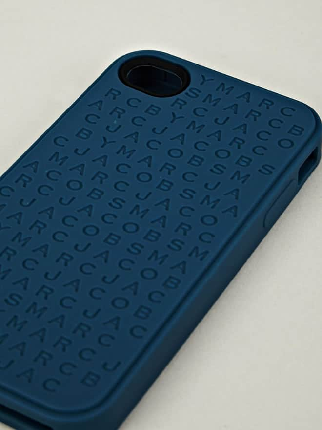 Marc by Marc Jacobs iPhone 4 Logo Case