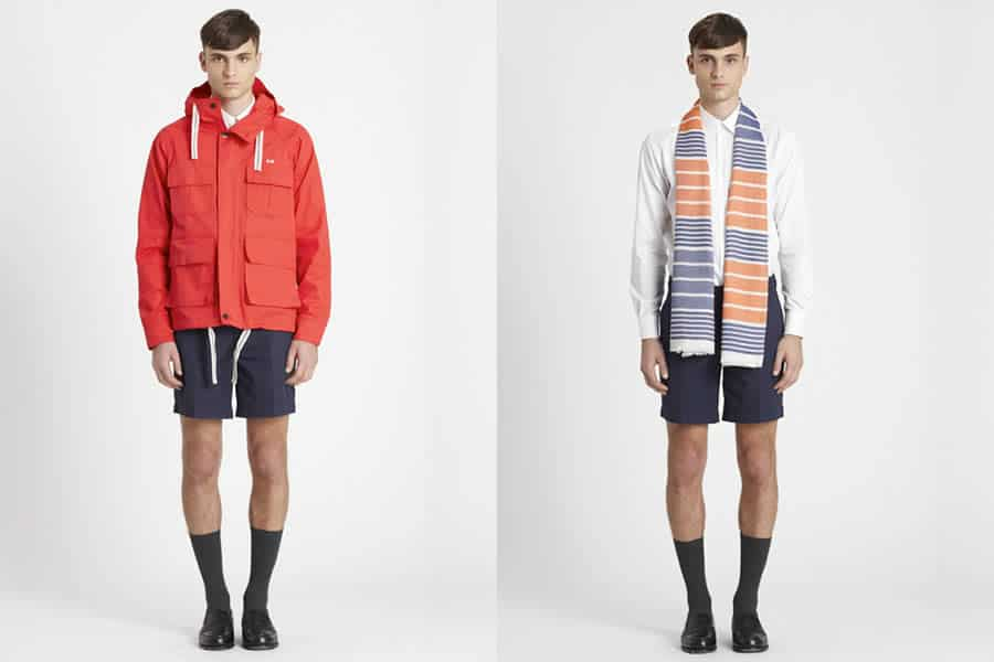 Maison Kitsune Spring/Summer 2013 Men's Lookbook - Image #3