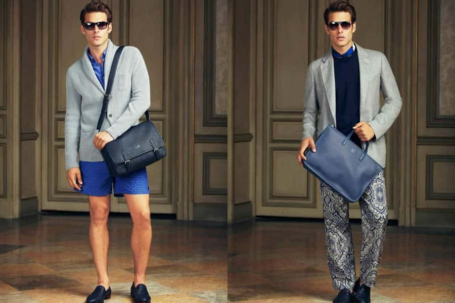 Loewe Spring/Summer 2013 Men's Lookbook - Image #2
