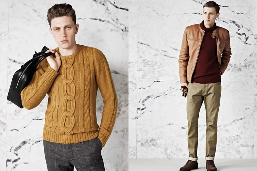 Reiss Autumn/Winter 2012 Men's Lookbook - Image #5