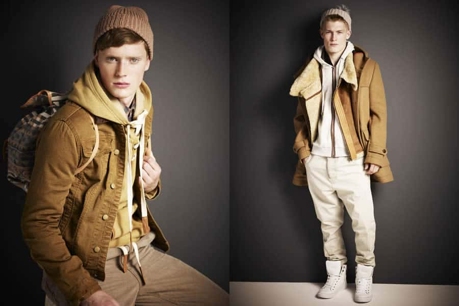 River Island Autumn/Winter 2011 Men's Lookbook - Image #3