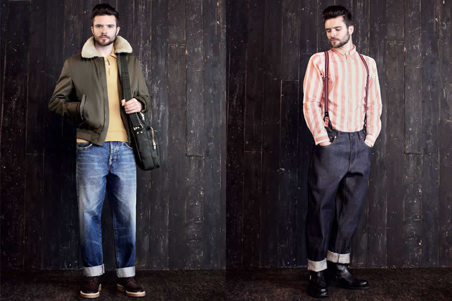 Ben Sherman Autumn/Winter 2012 Men's Lookbook - Image #4