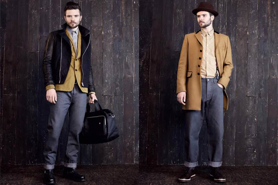 Ben Sherman Autumn/Winter 2012 Men's Lookbook - Image #1