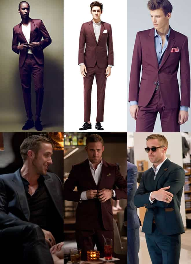Upmarket Bars - Suit and Outfit Suggestions