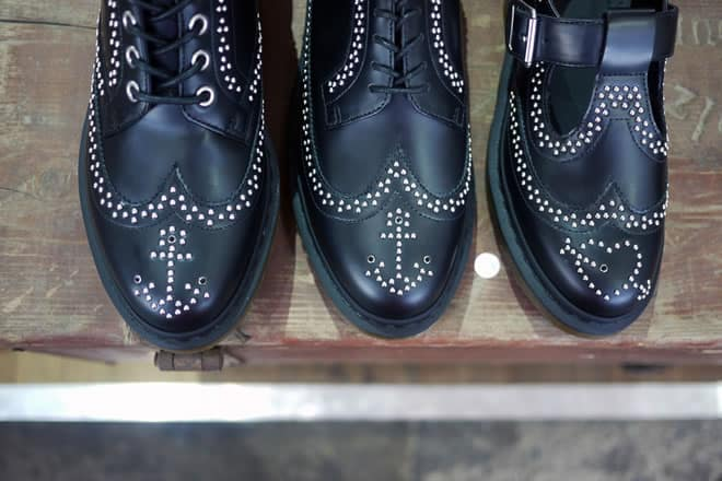 Dr. Martens Footwear SS13 Preview
