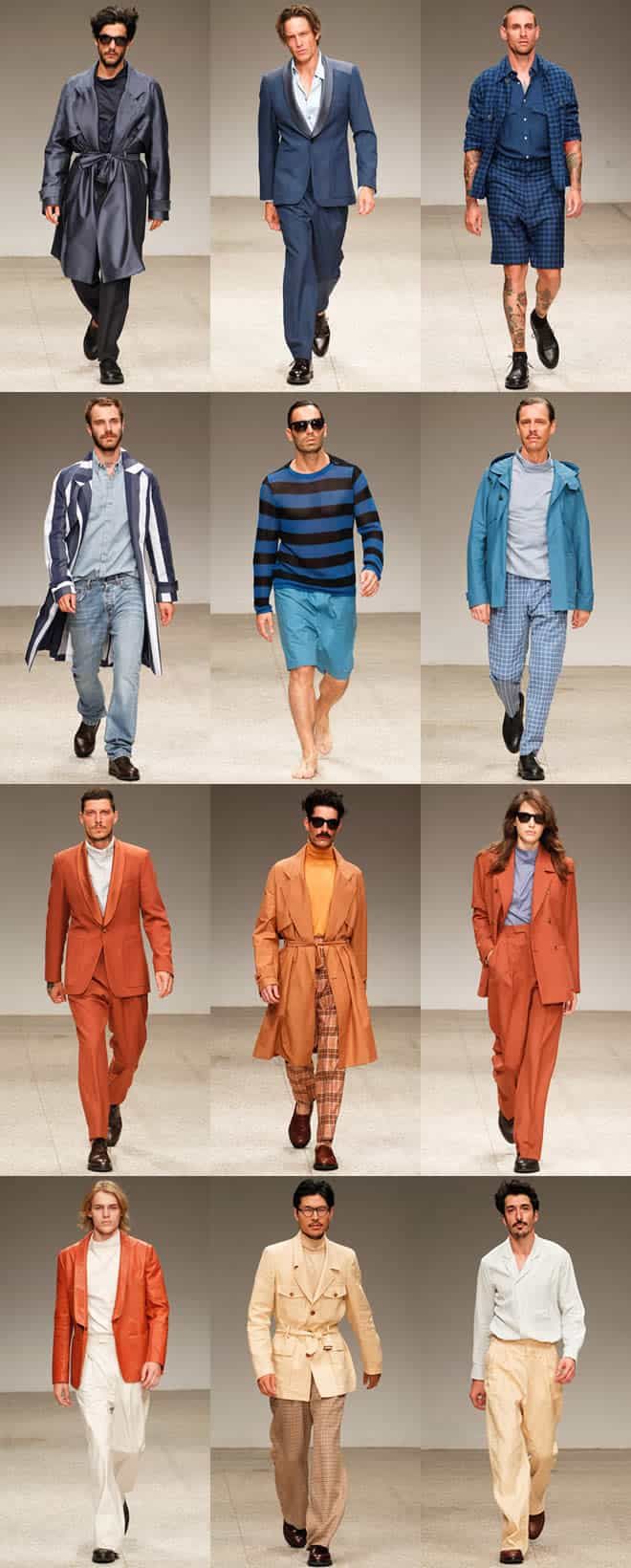 Umit Benan SS13 Collection