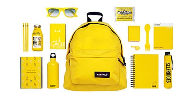 Selfridges' Urban Survival Backpacks