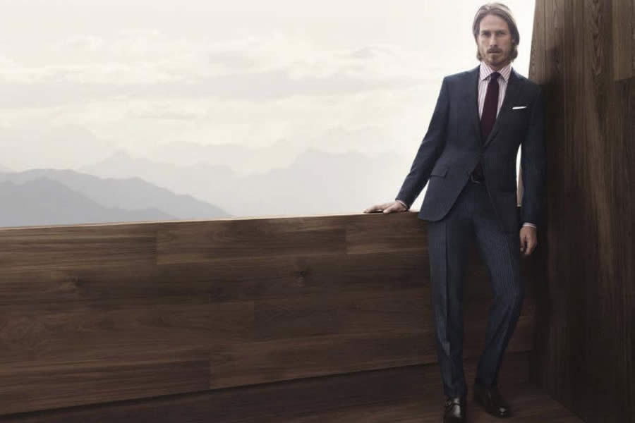 Ermenegildo Zegna Autumn/?Winter 2012 Advertising Campaign - Image #5