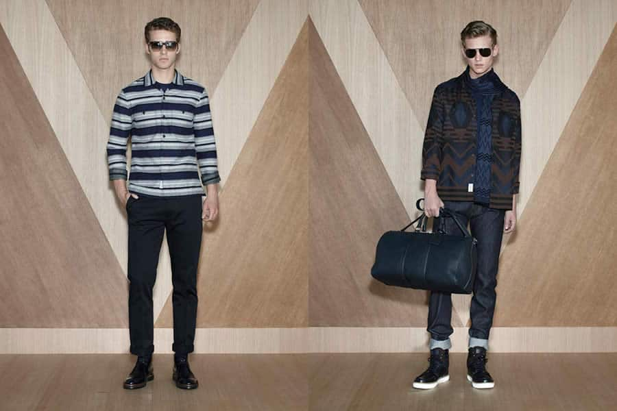 Louis Vuitton Autumn 2012 Men's Lookbook - Image #1