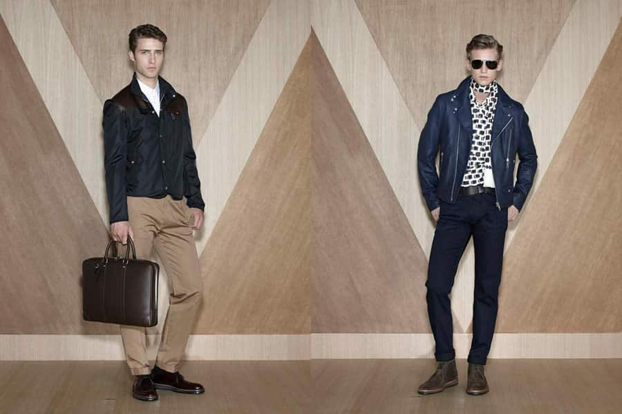 Louis Vuitton Autumn 2012 Men's Lookbook - Image #9