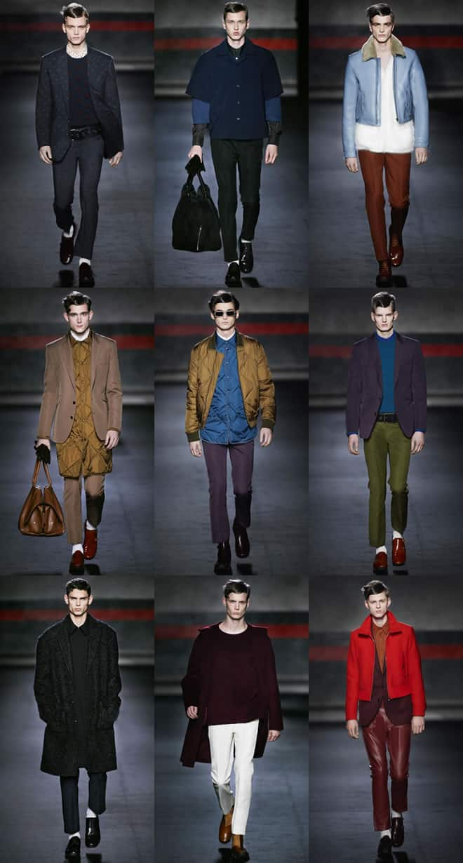 ACNE Studio Mens Autumn Collection 2012