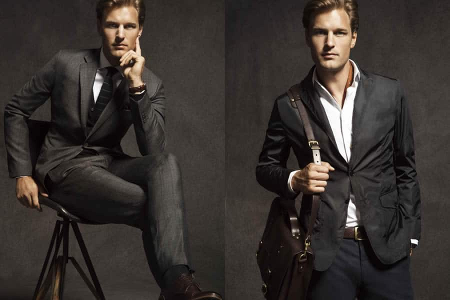 Massimo Dutti August 2012 Men's Lookbook - Image #7