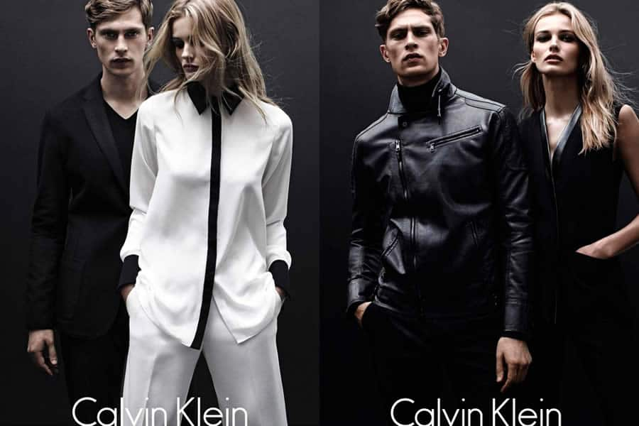 Calvin Klein White Label Autumn/Winter 2012 Advertising Campaign - Image #2