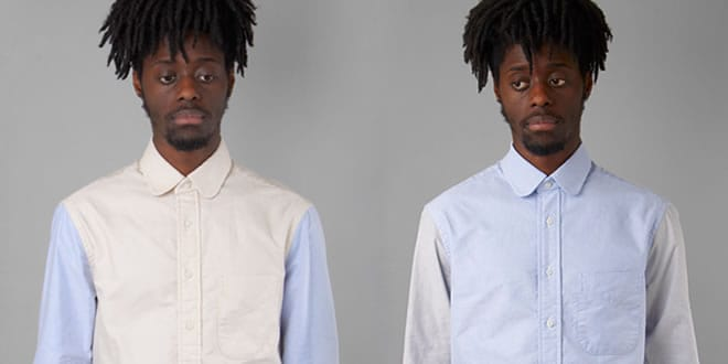 Garbstore x Gitman Brothers Vintage Club Collar Oxford Shirts