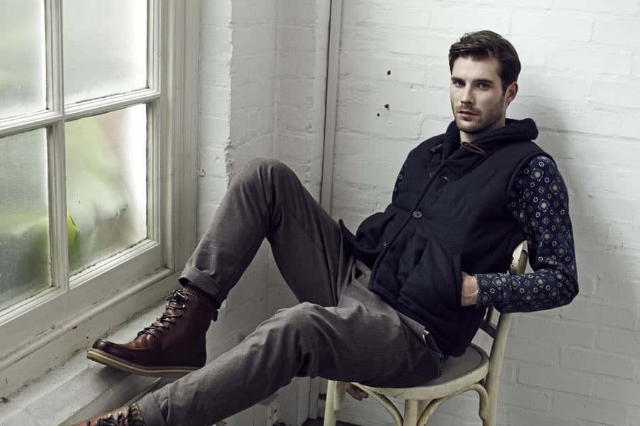 River Island Autumn/Winter 2012 Holloway Road Men's Lookbook - Image #3