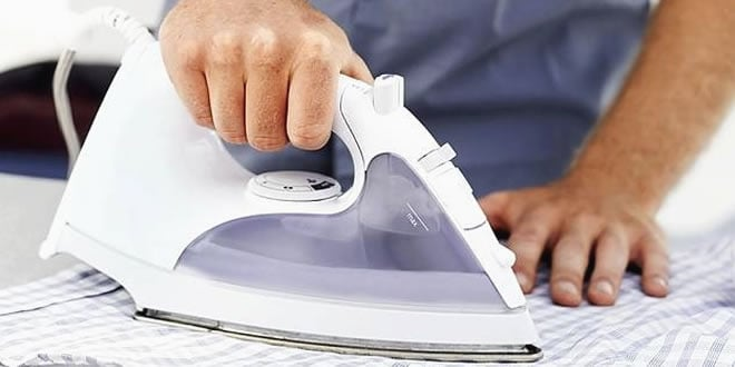 How To Iron Your Shirts