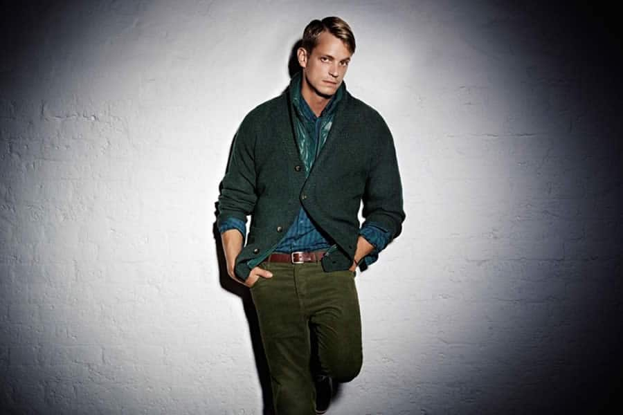 H&M Men's Collection Autumn 2012 Advertising Campaign - Image #3