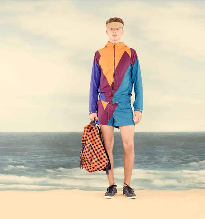 Louis Vuitton SS13 Pre Collection Lookbook