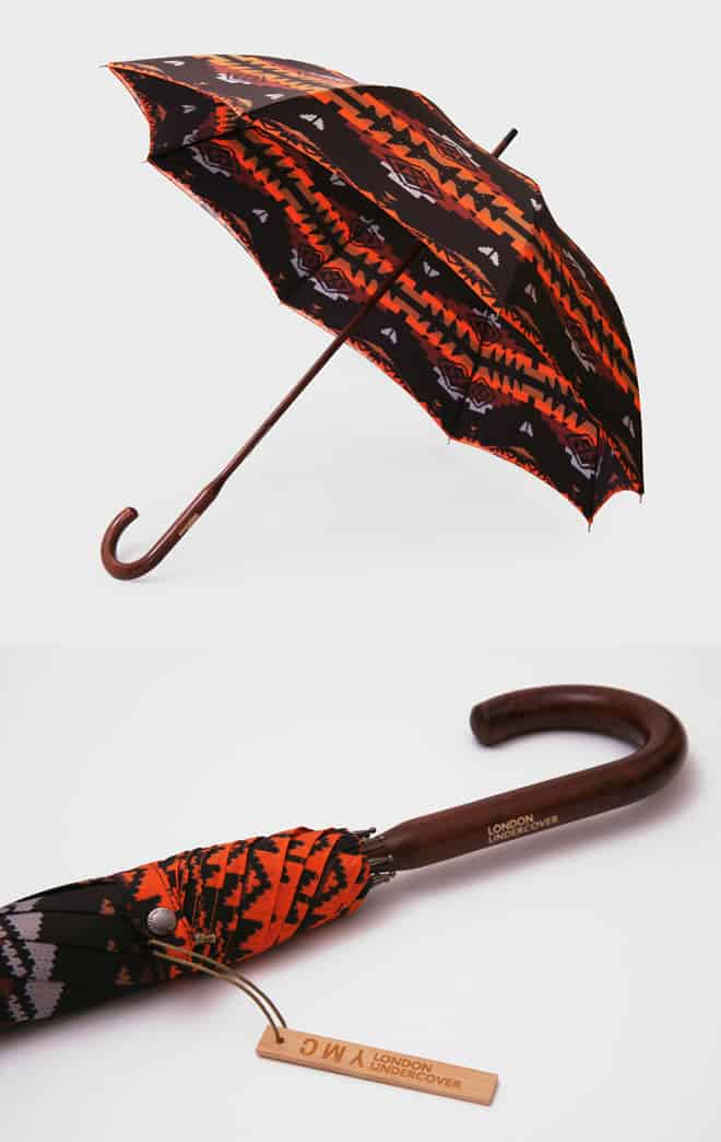 London Undercover x YMC Navajo Umbrella