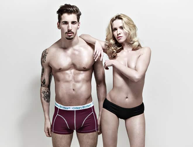 Oiler & Boiler Underwear Collection