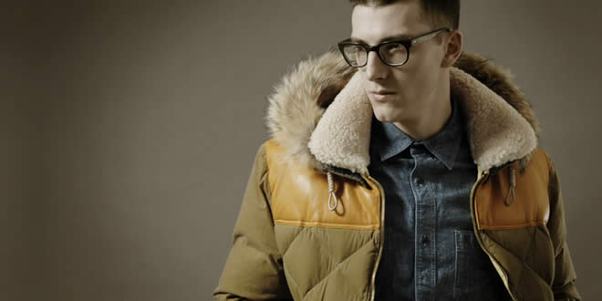 AW12 Fashion Trend Preview: Men's Puffa Jackets