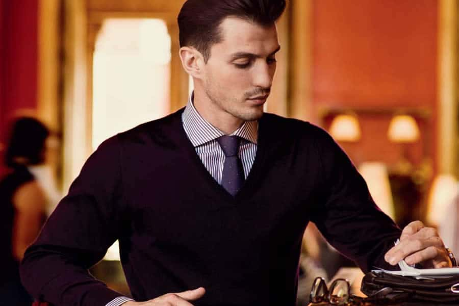 TM Lewin Autumn 2012 Men's Formal Collection Lookbook - Image #3