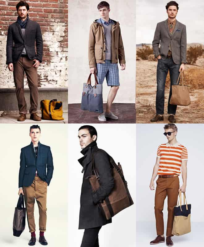 Men's Fashion Basics – Part 82 – The Right Bag For You | FashionBeans