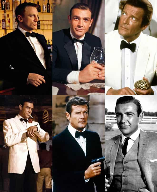 Signature James Bond Look - The Tux