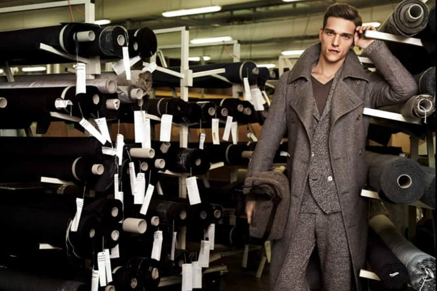 Corneliani Autumn/Winter 2012 Men's Lookbook - Image #10