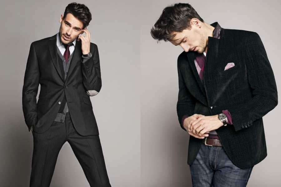 Digel Autumn 2012 Men's Lookbook - Image #3