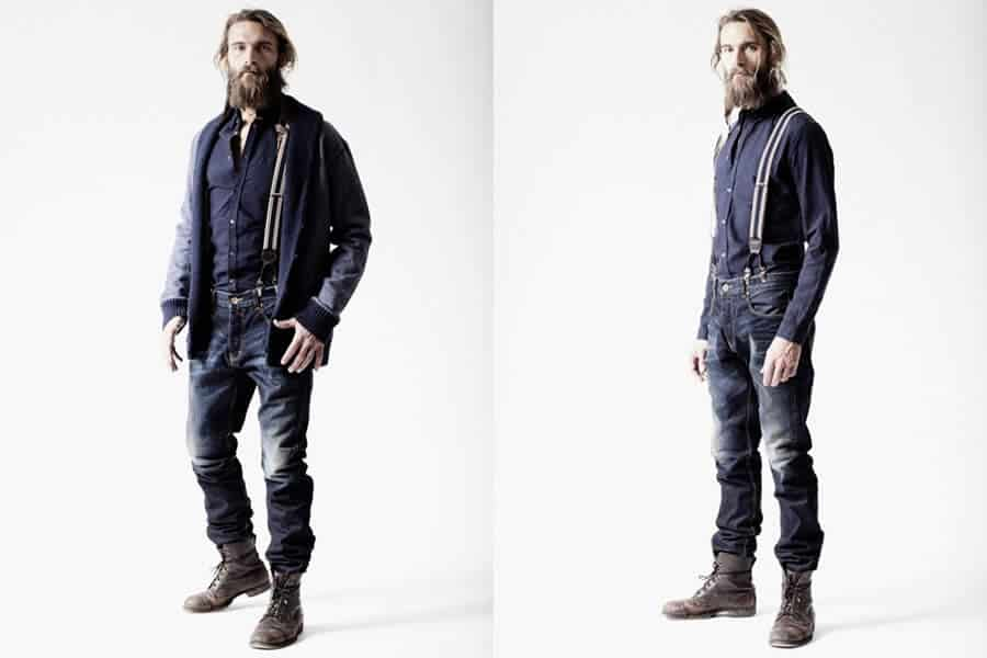 Dr Denim Autumn/Winter 2012 Men's Lookbook - Image #9